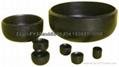 carbon steel pipe cap, plug,large diameter alloy pipe cap,Pipe cap 8