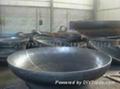 carbon steel pipe cap, plug,large diameter alloy pipe cap,Pipe cap 10