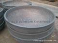 carbon steel pipe cap, plug,large diameter alloy pipe cap,Pipe cap 15