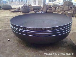 carbon steel pipe cap, plug,large diameter alloy pipe cap,Pipe cap 17