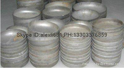 carbon steel pipe cap, plug,large diameter alloy pipe cap,Pipe cap 13