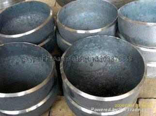 carbon steel pipe cap, plug,large diameter alloy pipe cap,Pipe cap 14