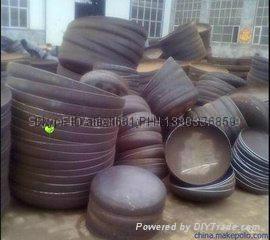 carbon steel pipe cap, plug,large diameter alloy pipe cap,Pipe cap 19