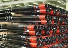 API 5CT VAM  casing pipe  VAM oil casing pipe ,j55 casing pipe