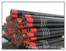 大量生產石油套管 無縫套管 L80 套管 N80套管 管箍