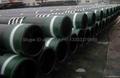 P110 gas oil casing pipe API 5ct casing