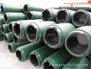 大量供应石油套管 27MnCrV 石油套管 加工石油套管 车丝 管箍  2