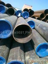 大量供应石油套管 27MnCrV 石油套管 加工石油套管 车丝 管箍  4