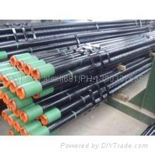 大量供应石油套管 27MnCrV 石油套管 加工石油套管 车丝 管箍  7