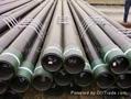 大量供应石油套管 27MnCrV 石油套管 加工石油套管 车丝 管箍  9