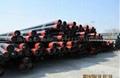 大量供应石油套管 27MnCrV 石油套管 加工石油套管 车丝 管箍  10
