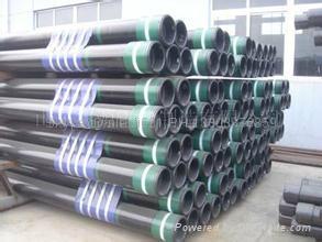 大量供应石油套管 27MnCrV 石油套管 加工石油套管 车丝 管箍  11