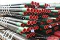大量供应石油套管 27MnCrV 石油套管 加工石油套管 车丝 管箍  12