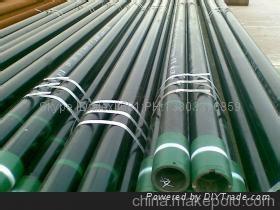 大量供应石油套管 27MnCrV 石油套管 加工石油套管 车丝 管箍  16