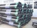 大量供应石油套管 27MnCrV 石油套管 加工石油套管 车丝 管箍  17