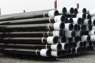 供应L80石油套管 生产API5CT 石油套管 BTC扣型 加工石油套管 1
