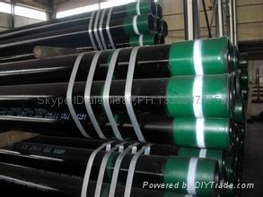 供应L80石油套管 生产API5CT 石油套管 BTC扣型 加工石油套管 19