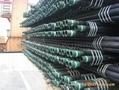 P110 API5CT casing pipe N80 BTC casing