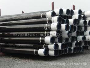 API5CT casing tube  N80 casing pipe J55 k55 casing pipe  2