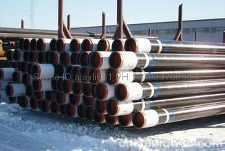 API5CT casing tube  N80 casing pipe J55 k55 casing pipe  11