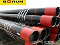STC casing pipe LTC  BTC oil casing  API5CT casing tube    4