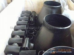 ECC. REDUCER  Butt welding  Reducer