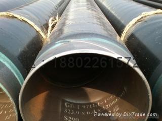 3PE鋼管 1