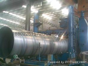 螺旋钢管 7