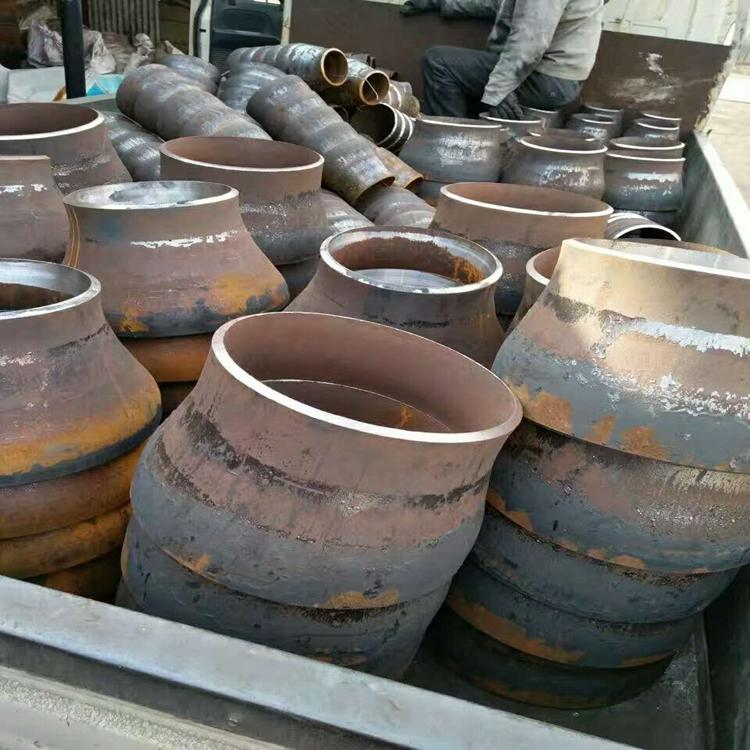 ecc reducer  butt welding  reducer ASTM A234 WPB  reducer seamless steel reducer