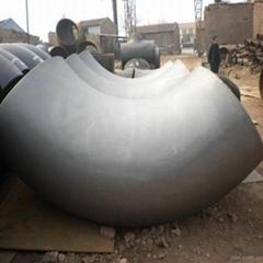 不鏽鋼對焊彎頭 大口徑對焊彎頭 90度對焊彎頭 大口徑對焊彎頭
