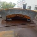 供应大口径对焊弯头 碳钢LR SR 90°对焊弯头 加强筋对焊弯头  3