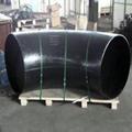 供应大口径对焊弯头 碳钢LR SR 90°对焊弯头 加强筋对焊弯头  7