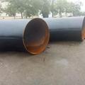 供应大口径对焊弯头 碳钢LR SR 90°对焊弯头 加强筋对焊弯头  10