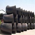 供应大口径对焊弯头 碳钢LR SR 90°对焊弯头 加强筋对焊弯头  14
