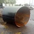 供应大口径对焊弯头 碳钢LR SR 90°对焊弯头 加强筋对焊弯头  15