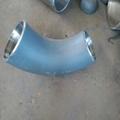 1.5D 對焊彎頭 合金大對焊彎頭  大口徑對焊彎頭 生產大口徑彎頭 12