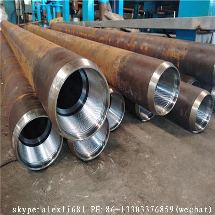 供应石油套管 生产K55石油套管 N80 L80石油套管 BTC 石油套管 7
