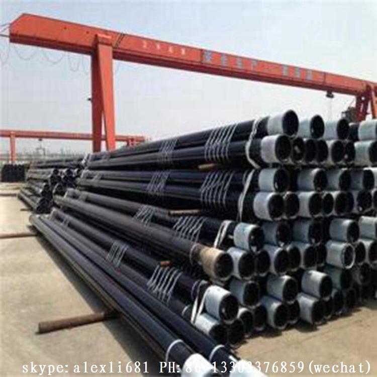 供应石油套管 生产K55石油套管 N80 L80石油套管 BTC 石油套管 10