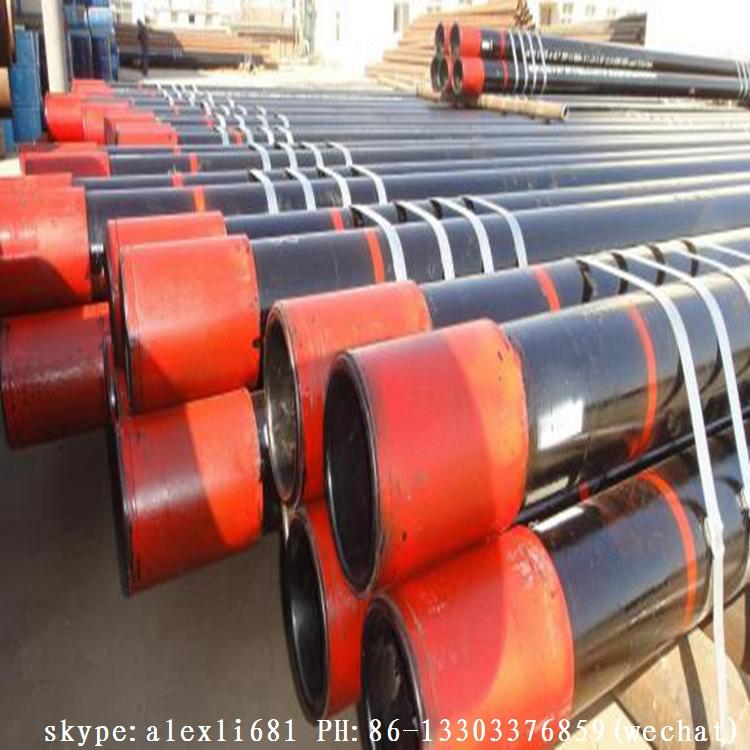 供应石油套管 生产K55石油套管 N80 L80石油套管 BTC 石油套管 15