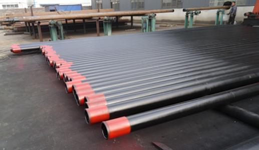 生产石油套管 供应API5CT 石油套管 BTC LTC 石油套管  J55 K55石油套管 5