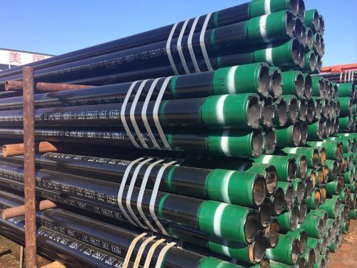 生产石油套管 供应API5CT 石油套管 BTC LTC 石油套管  J55 K55石油套管 9