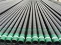 生產石油套管 供應API5CT 石油套管 BTC LTC 石油套管  J55 K55石油套管 15