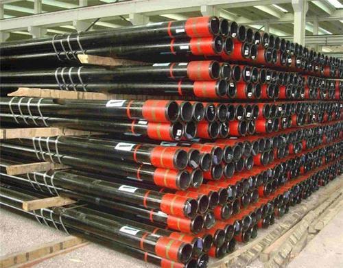 生产石油套管 供应API5CT 石油套管 BTC LTC 石油套管  J55 K55石油套管 17