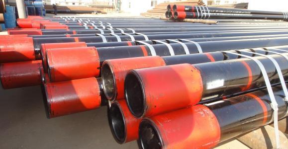 生產石油套管 供應API5CT 石油套管 BTC LTC 石油套管  J55 K55石油套管 18