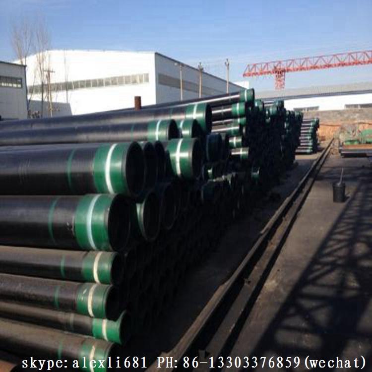 P110 石油套管 生产石油套管 供应API5CT石油套管 13