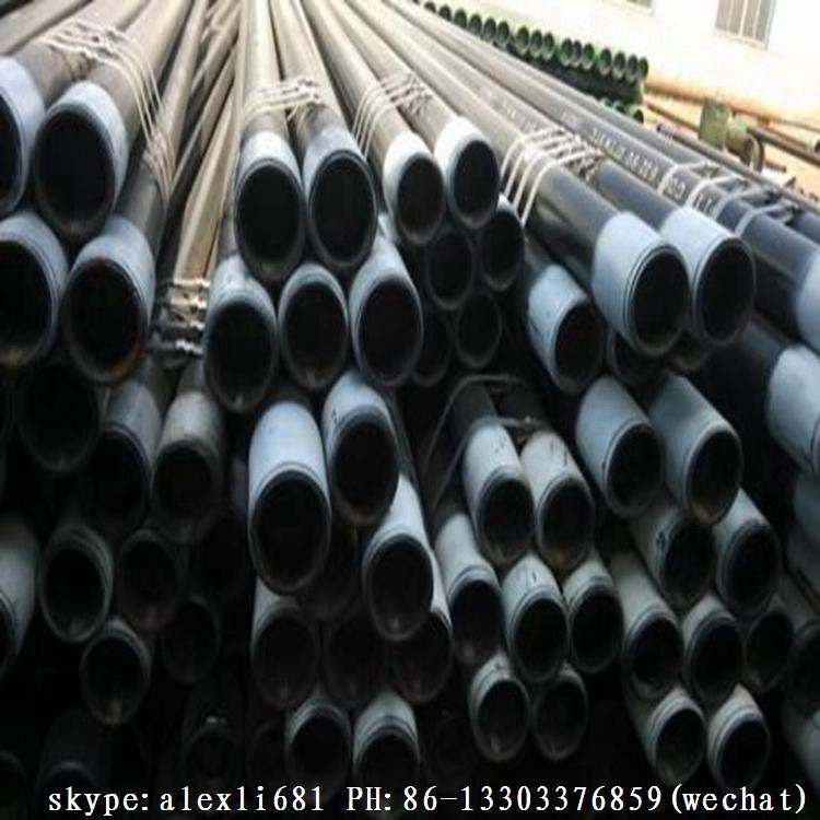 供应API5CT 石油套管 生产BTC 石油套管  J55石油套管 15