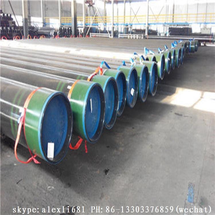 供应API5CT 石油套管 生产BTC 石油套管  J55石油套管 17