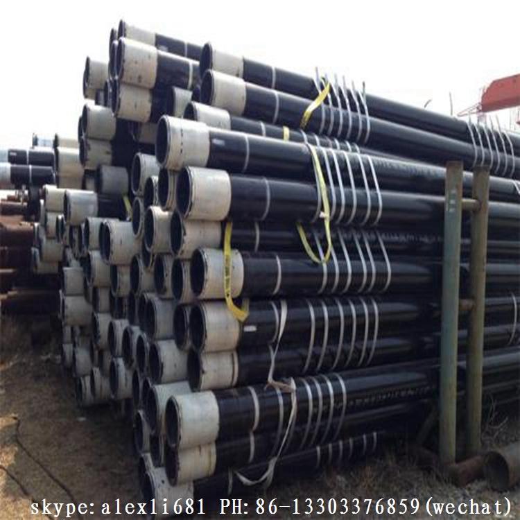 生產石油套管 採購石油套管 鑽井用石油套管 套管接箍 API5CT 石油套管 6