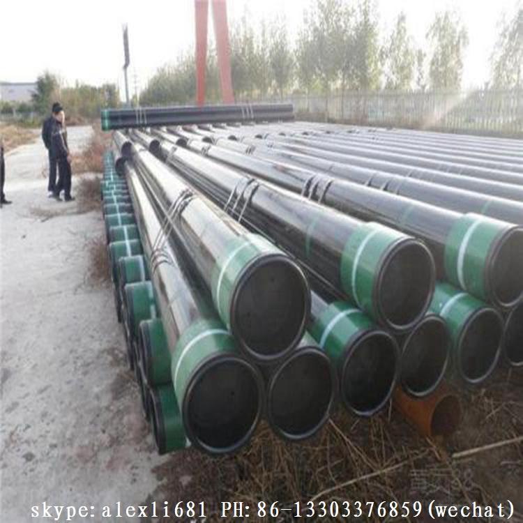 生产石油套管 采购石油套管 钻井用石油套管 套管接箍 API5CT 石油套管 17