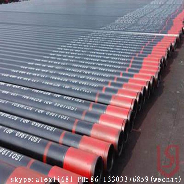 API5CT 石油套管 生产石油套管 供应石油套管 J55石油套管 K55石油套管 17